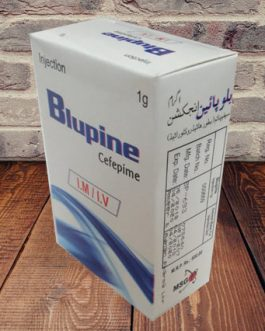 Bluepine Injection