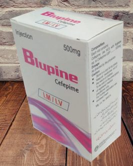 Bluepine Injection 500mg