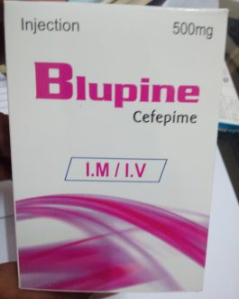 Bluepine Injection