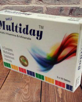 Multiday Tablets
